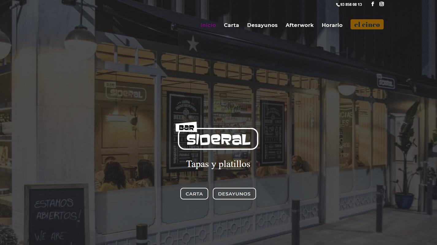 Bar Sideral