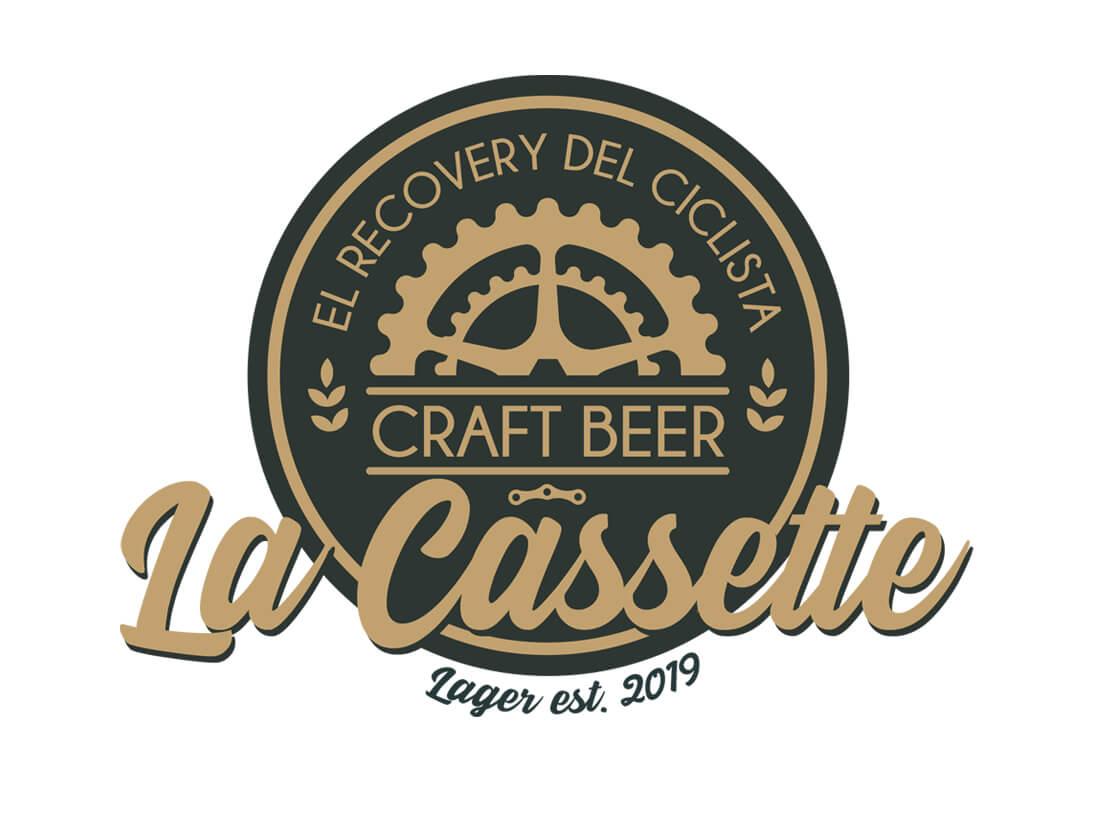 Cerveza La Cassette (imagen Corporativa)