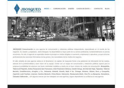JBosqued Comunicación