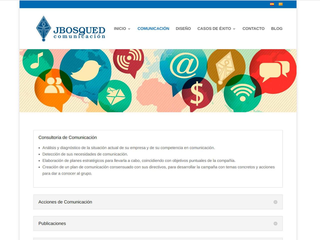 Jbosqued Comunicacion (web)