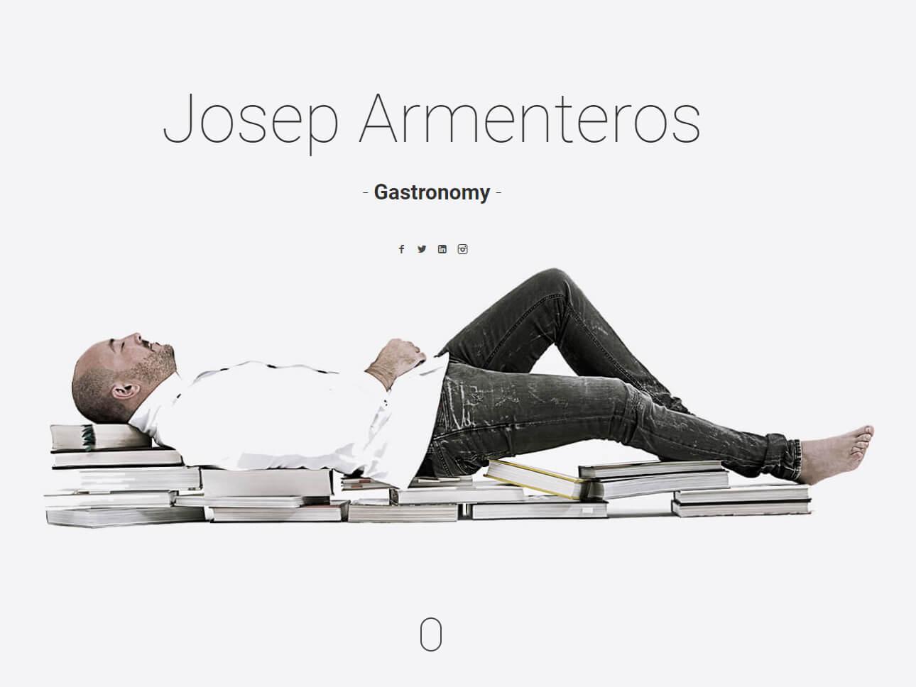 Josep Armenteros Gastronomy (web 01)