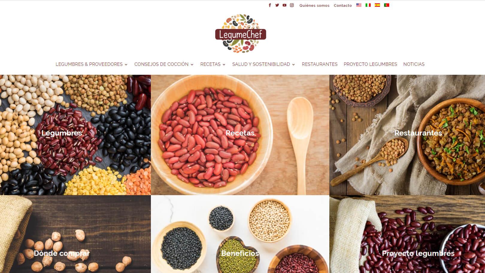 Legume Chef (web)