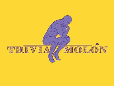 Trivial Molon (logo Amarillo)