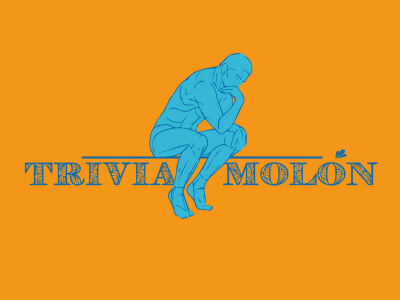 Trivial Molon (logo Naranja)